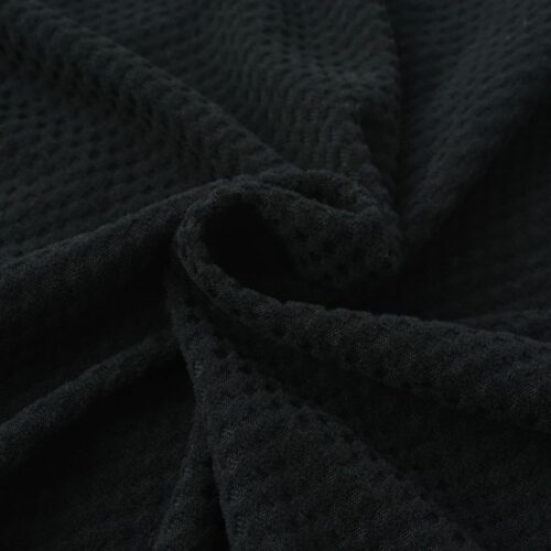 Capa extensível para cadeira 6 pcs preto piqué