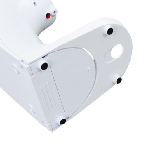 Dispensador autom. sabão sensor infraverm. LCD ajustável 250 ml