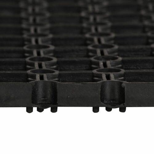 Tapete de borracha 16 mm 100×150 cm