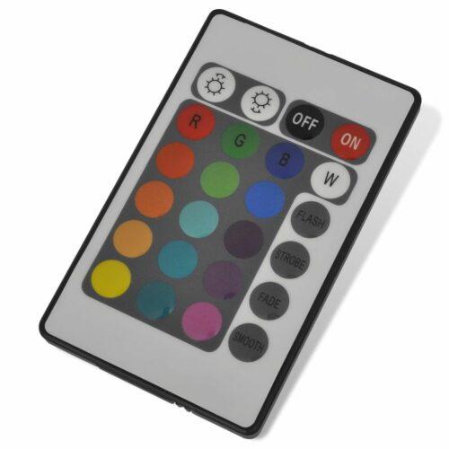 Lâmpada para aquário RGB bolhas RGB 56,5 cm