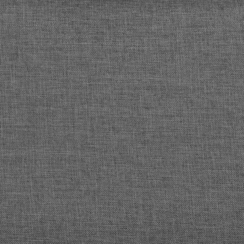 Cadeiras de jantar 2 pcs cinzento escuro