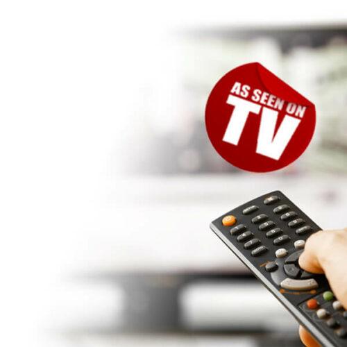 Televendas | Visto na TV