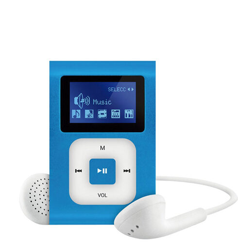 MP3, Mp4 e MP5