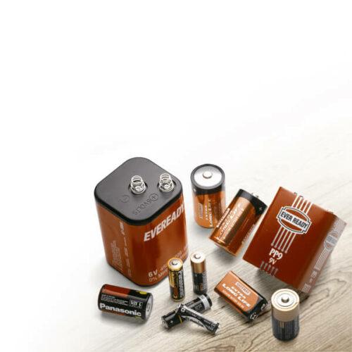 Eletrónica | Pilhas e Baterias