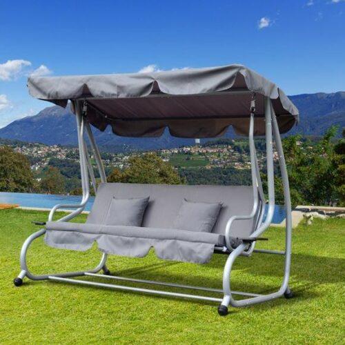 Cadeiras baloiço para exterior