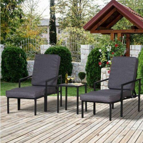 Cadeiras e bancos para exteriores